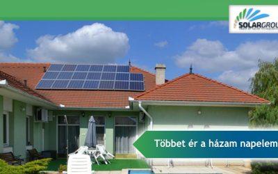 A napelem növeli az ingatlanom értékét?